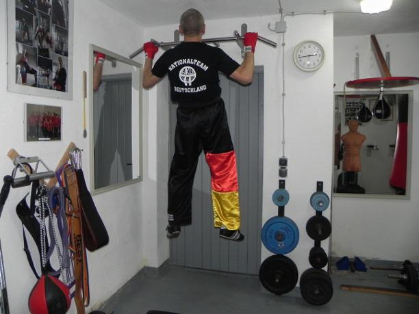 Kickboxen Norbert Hoechner