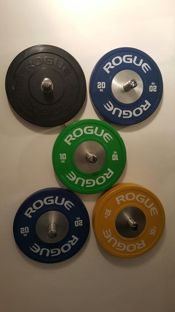 Halterung für Gewichtsscheiben
